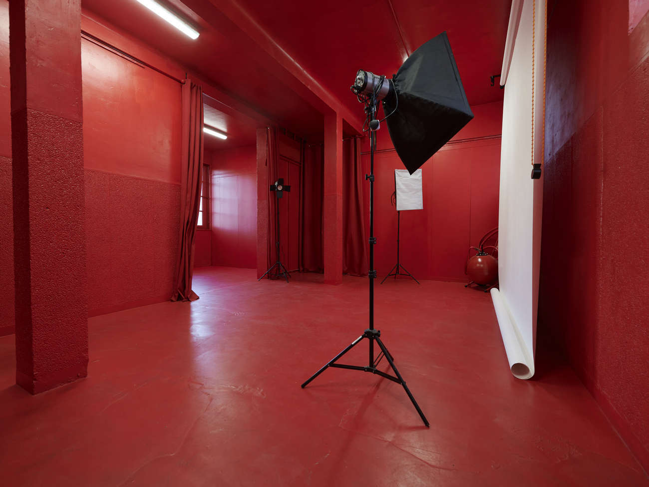 Studio photo Red Art Factory
